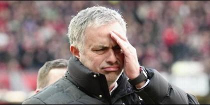 La jugada de Mourinho que puede facilitar la llegada de De Gea al Real Madrid