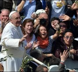 Francisco y las mujeres