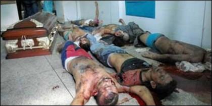Cadáveres en una cárcel de Venezuela