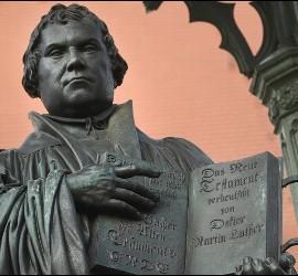 Efigie de Martín Lutero