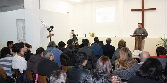 Iglesia Evangélica de España