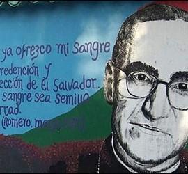 San Romero, mártir