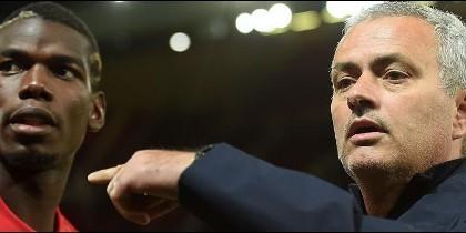 ¡Bombazo! Los planes de fichajes de Jose Mourinho afectan a Paul Pogba