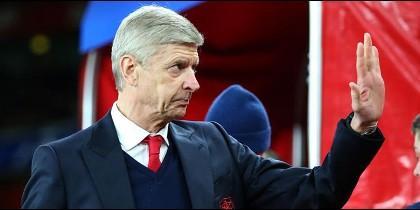 El favorito para sustituir a Arsene Wenger en el Arsenal al final de temporada