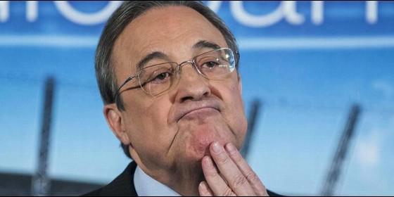 Florentino Pérez ya sabe cuánto le costará su primer fichaje Galáctico (y quita el hipo)