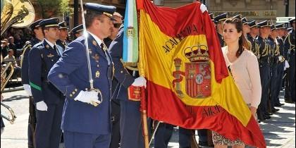 Jura de bandera civil