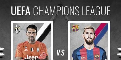 Bayern-Real Madrid y Juventus-Barcelona, dos 'finales' en los cuartos de Champions