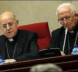 Blázquez y Cañizares, presidente y vicepresidente de la CEE