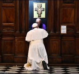 El Papa se confiesa