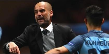 El vestuario del Manchester City reconoce su 'traición' a Pep Guardiola