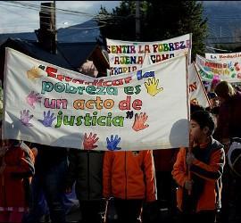 La Iglesia de Aysén busca erradicar la pobreza