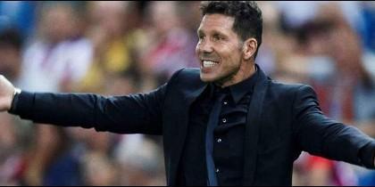La reacción de Simeone al conocer que el rival es el ?deseado? Leicester