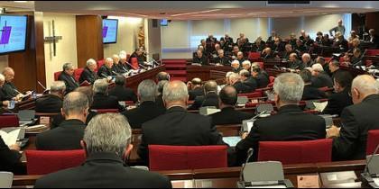 La Plenaria de la Conferencia Episcopal