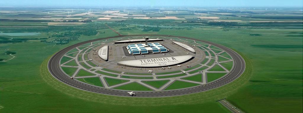 Aeropuerto circular
