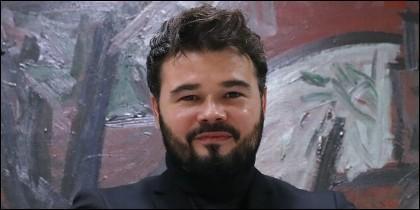 Gabriel Rufián (ERC).