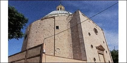 Ermita del Santísimo Cristo.