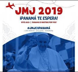 Cartel de la JMJ de Panamá