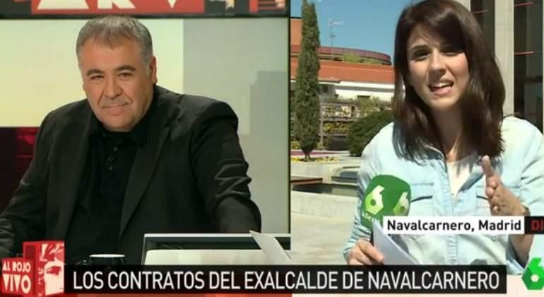 Al Rojo Vivo: Ana Gamar