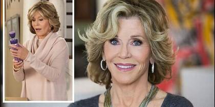 Jane Fonda vibrador