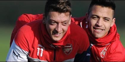 La lista de la compra (brutal) de Wenger para reemplazar a Alexis y Özil en el Arsenal