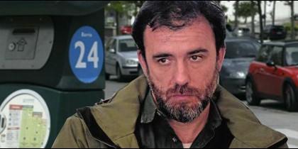 Nacho Murgui y los parquímetros de Madrid.