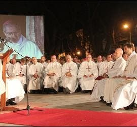 Sacerdotes de la diócesis de San Isidro
