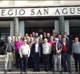 Encuentro de equipos directivos de los colegios agustinos