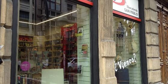 Mario iceta bendice la reapertura de la librer a san pablo for Libreria nautica bilbao
