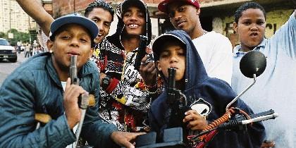 Bandas de niños delincuentes en Venezuela