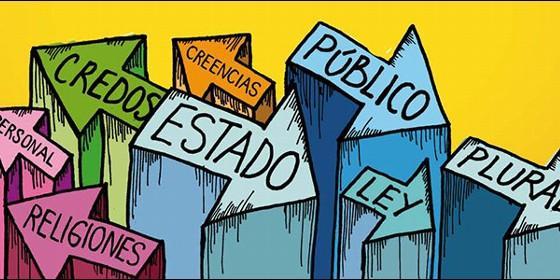Pluralismo religioso, secularidad, secularismo, laicismo, laicidad, separación Iglesia-Estado