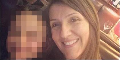 Aysha Frade, asesinada por un terrorista en Londres.
