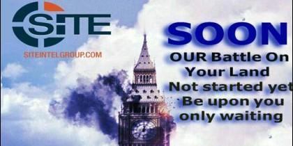 El ISIS celebra el atentado de Londres y vuelve a amenazar