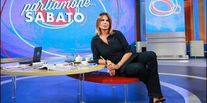Paola Perego, presentadora del programa