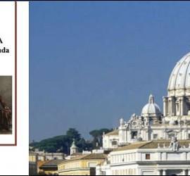 'Roma Veduta. Monseñor se confiesa', nuevo libro de Celso Alcaina