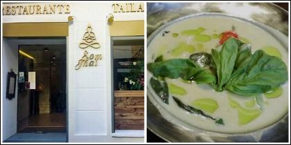Restaurante Som Thai.
