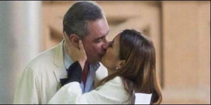 Carlos Herrera y María Cristina Díaz Márquez.