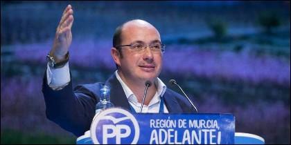 Pedro Antonio Sánchez (PP).