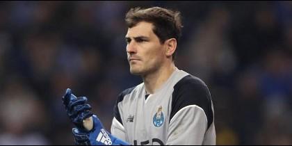 El exazulgrana que se quiere llevar a Iker Casillas a su equipo
