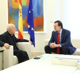 Blázquez y Rajoy