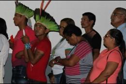Participantes en el Seminario de la REPAM la diócesis de Cruzeiro do Sul
