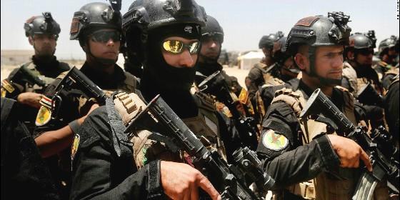 Fuerzas iraquíes