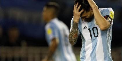 Leo Messi (ARGENTINA).