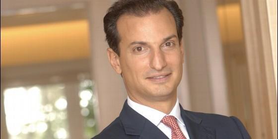 El magnate griego George Logothetis.