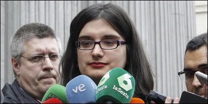 La tuitera Cassandra Vera.
