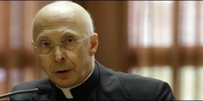 El cardenal Angelo Bagnasco