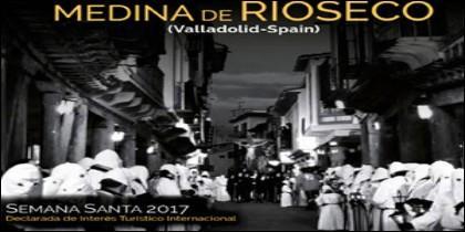 Cartel oficial de la Semana Santa de Medina de Rioseco 2017