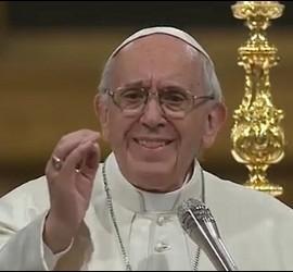 El Papa habla a los jóvenes