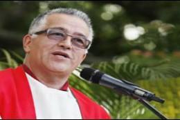 El jesuita venezolano Numa Molina