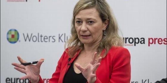 La juez y ex diputada de Podemos Victoria Rosell.