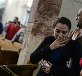 Dolor por los ataques contra coptos en Egipto
